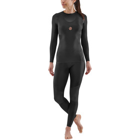 Skins Series-5 LS Top Women, black